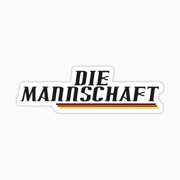 DIE MANNSCHAFT Sticker
