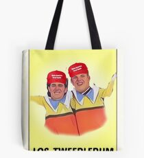 Chips off the 'ol block head Tote Bag