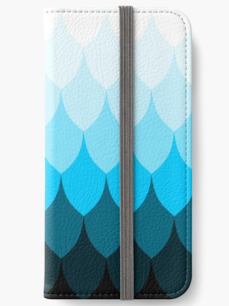 Scales: Light Blue Shades by NightmareKla