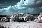 Expulsion from Heaven? (Infrared) by zolim
