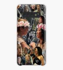 killing eve collage from hell Case/Skin for Samsung Galaxy