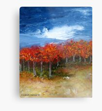 This time of the year Metal Print