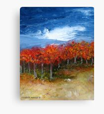 This time of the year Canvas Print