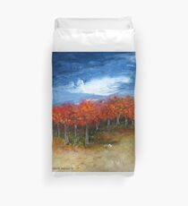 This time of the year Duvet Cover