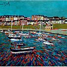 Portrush Harbour, Country Antrim - Ireland by eolai