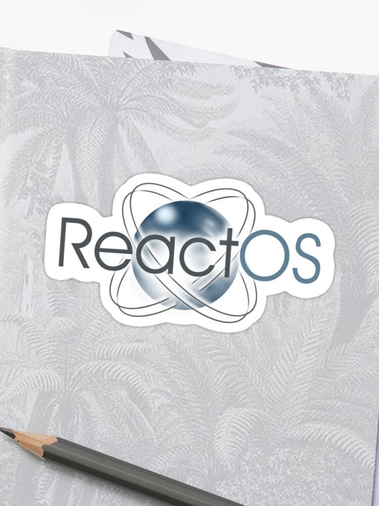 ReactOS | Sticker
