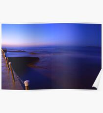 North Narrabeen Pool Dawn Poster