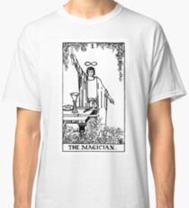 Tarot by Rider Waite The Magician Classic T-Shirt