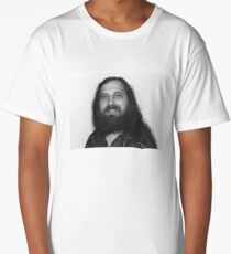 RMS Face of freedom Long T-Shirt