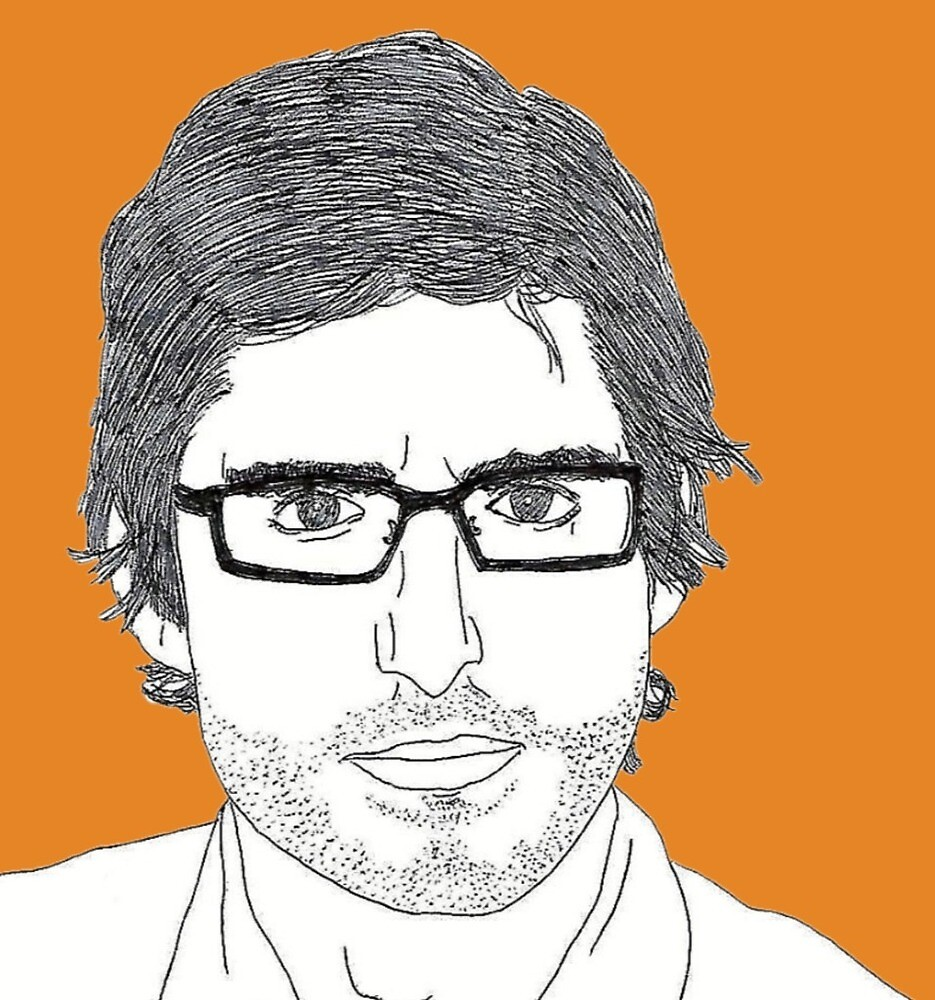 Louis Theroux design by winbutlers