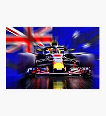 Daniel RICCIARDO - cool guy from Down Under Photographic Print