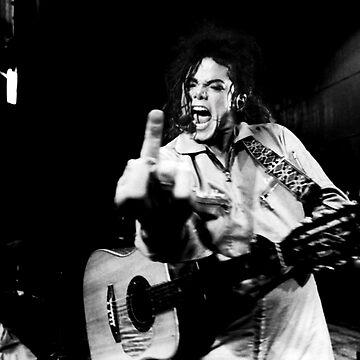 Johnny Cash x Michael Jackson by DurkishDelights