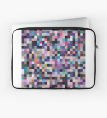 1000 Vaporwave Aesthetic Pixels Laptop Sleeve