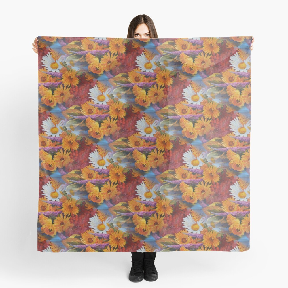 From With a Kiss from the sun Scarf