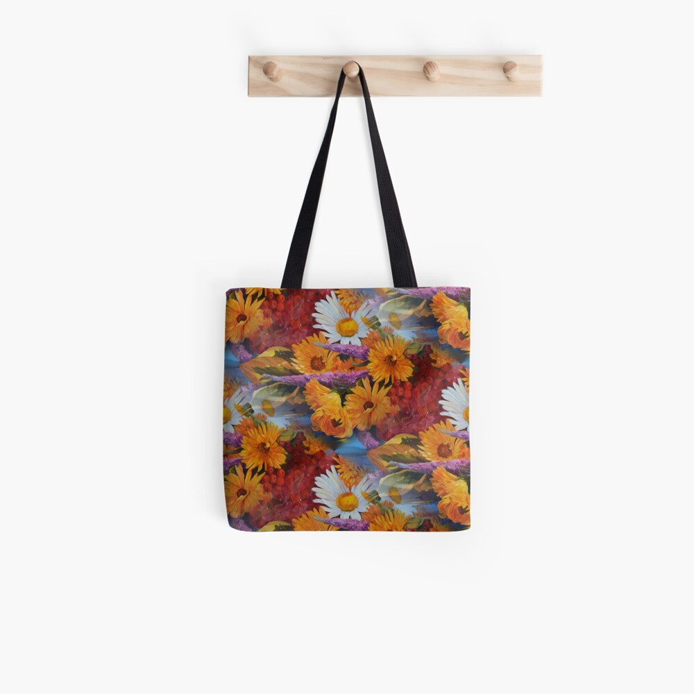 From With a Kiss from the sun Tote Bag
