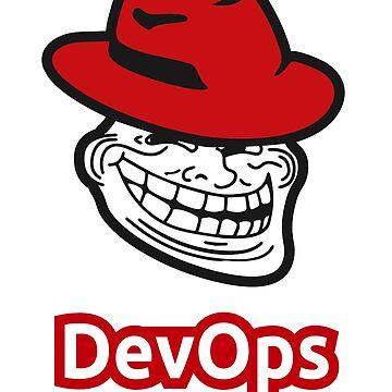 DevOps – Trollface by coderman