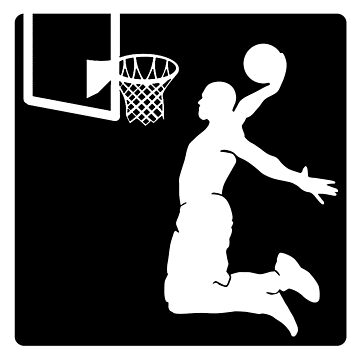 Basketball Dunk by rogerpmit2