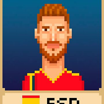 SPAIN by pixelfaces