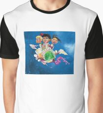 Kids On Drugs Graphic T-Shirt