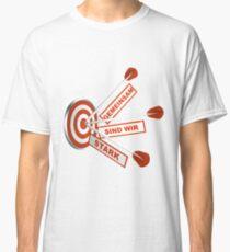 Gemeinsam Stark Classic T-Shirt