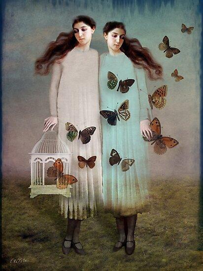 Die Gedanken sind frei ... by Catrin Welz-Stein