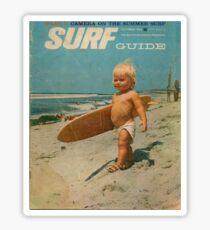 Born2Surf Sticker