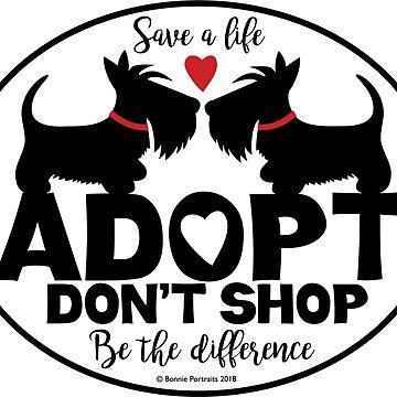 Adopt don't shop © Bonnie Portraits by BonniePortraits