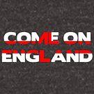Komm schon England von stilldan97