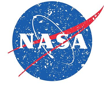 meatball NASA distressed official logo images gift by Val-Universe