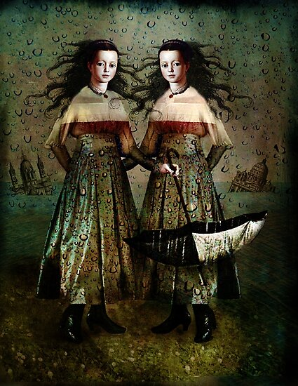 Let it rain by Catrin Welz-Stein
