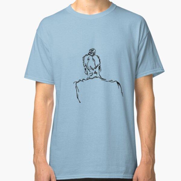 Portrait Sketch Classic T-Shirt