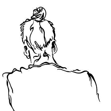 Portrait Sketch by Domizzz