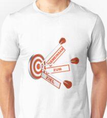 Gemeinsam zum Ziel Slim Fit T-Shirt