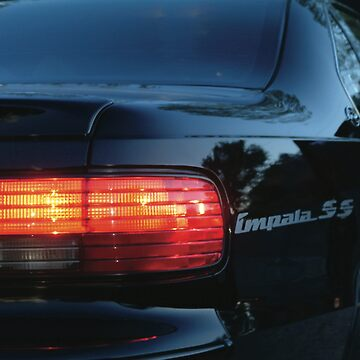 SS Impala (Super Sport ) by foxyphotography