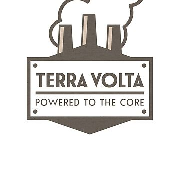 Terra Volta - Powered to the core by psygon