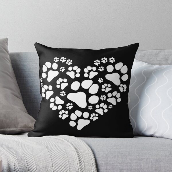Pets Paws Coussin