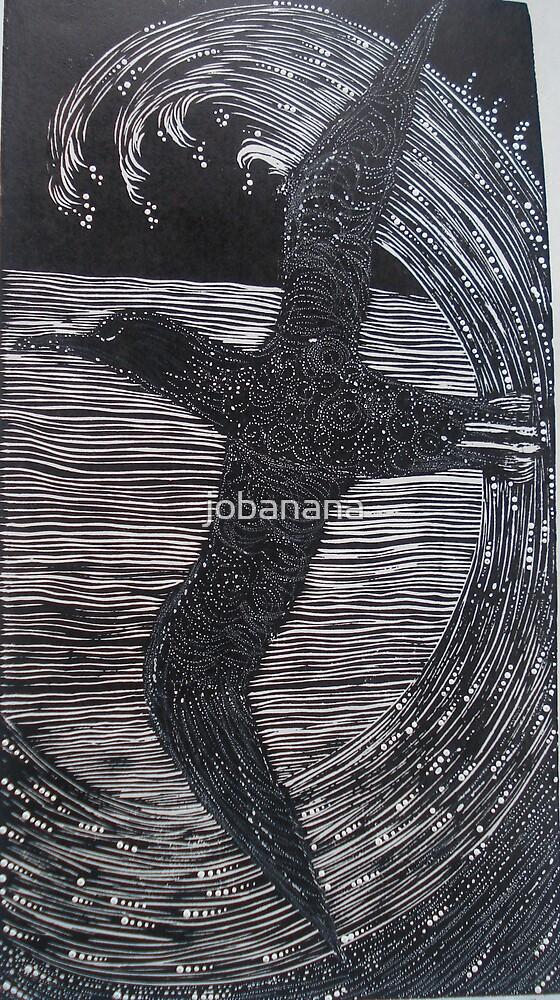 Jimmy the Moonbird by jobanana