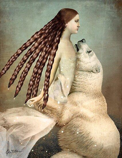 Schneeweißchen (Snow-White) by Catrin Welz-Stein