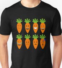 Carrot Emojis Unisex T-Shirt