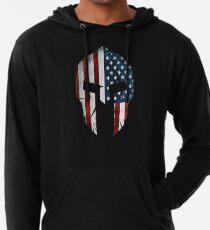 7eaeb2a7 Grunt Style American Spartan T Shirt Lightweight Hoodie