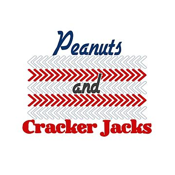 Peanuts & Cracker Jacks: Baseball Americana  by tdkenterprises