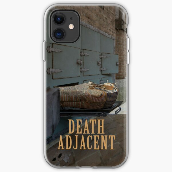 Death Adjacent iPhone Soft Case