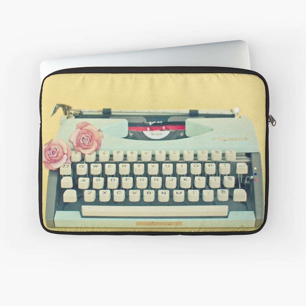 The Typewriter Laptop Sleeve