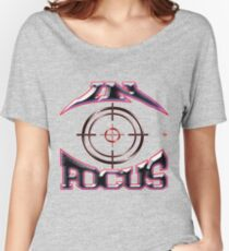 TARGET/HUMOUR Women's Relaxed Fit T-Shirt