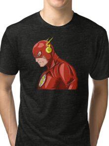 Flash - Barry Allen  Tri-blend T-Shirt