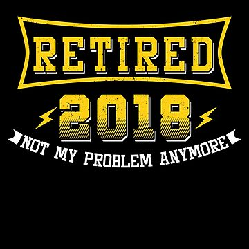 Retired 2018 by TomGiantDesigns