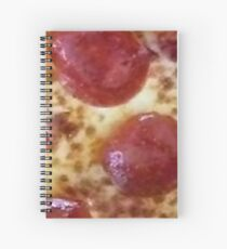 Mmm... Pizza Spiral Notebook