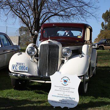 1934 Pontiac by PaulWJewell