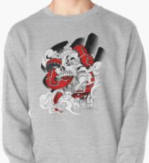 Poison Candy | red Pullover