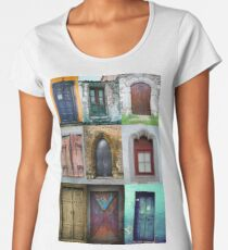 doors Women's Premium T-Shirt